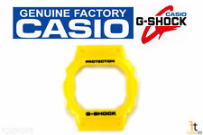 CASIO G-Shock DW-5600FS-9 Original Yellow Rubber Watch BEZEL Case DW-5600P-9
