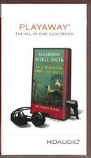 La's Orchestra Saves the World by Alexander McCall Smith Unabridged Playaway