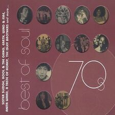 Various Artists Best of Soul 70s CD