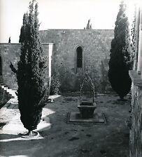 ÎLE DE RHODES c. 1950 - Monastère de Filérimos Puits Grèce  - DIV 9301