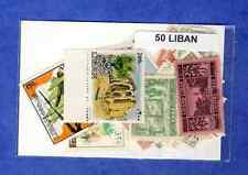 Liban - Lebanon 50 timbres différents