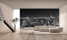 MANHATTAN SKYLINE Wall Mural Photo Wallpaper GIANT DECOR Paper Poster Free Paste