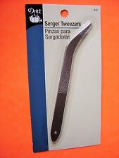 Dritz Serger Tweezers - Use to thread Overlock Machines and Hard to Reach Areas