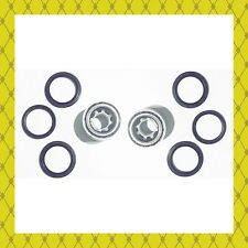 REAR WHEEL HUB BEARING & 6 SEAL FOR SUBARU FORESTER IMPREZA LEGACY PAIR