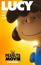 THE PEANUTS MOVIE MANIFESTO BRYAN SCHULZ SNOOPY CHARLIE BROWN LINUS LUCY