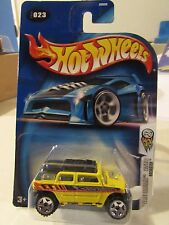 Hot Wheels Rockster #023 Yellow!