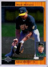 1996 SP #140 Mark McGwire - Cardinals/A's