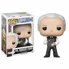 Funko Westworld POP Dr. Robert Ford Vinyl Figure NEW Toys Collectibles IN STOCK