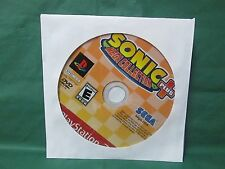 Sonic Mega Collection Plus - Greatest Hits (PlayStation 2, 2004) PS2 *Disc Only*