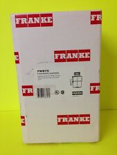 Franke FWD75 2700 RPM 120 V 3/4 HP 60 Hz Food Waste Garbage Disposal