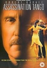 Assassination Tango 2008 Robert Duvall, Kathy Baker, Ruben Blades NEW UK R2 DVD