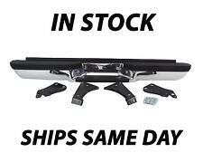 NEW Complete Rear Bumper For 1988-2000 Chevy Silverado GMC Sierra C/K 1500 2500