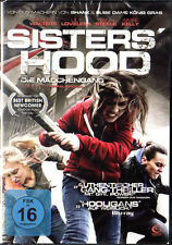 DVD - SISTERS HOOD Die Maedchengaeng ASHLEY WALTERS Aimee Kelly