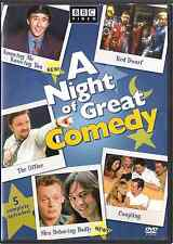 A NIGHT OF GREAT COMEDY (DVD) 5 Complete Episodes from the BBC, English TV