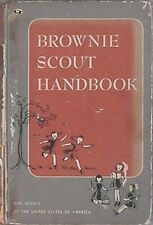 1957 BROWNIE SCOUTS HANDBOOK (GIRL SCOUTS OF THE U.S.A.