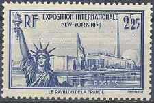 FRANCE EXPOSITION INTERNATIONALE N°426 - NEUF ** AVEC GOMME D'ORIGINE - COTE 20€