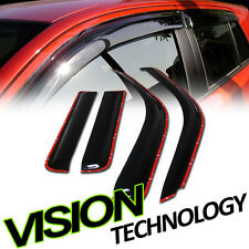In-Channel Vent Shade Window Visor 4P 91-01 Ford Explorer/97 Mercury Mountaineer