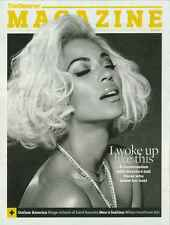 The Observer Magazine: Conversation with Beyonce & Milan Men's Fashion 20.04.14