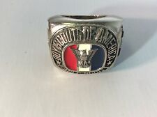 Eagle Scout Rank Paper Weight Ring