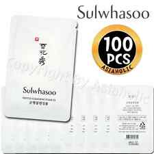 Sulwhasoo Gentle Cleansing Foam 5ml x 100pcs (500ml) Sample AMORE New Version