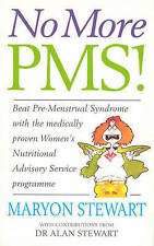 STEWART,M-NO MORE PMS  BOOK NEW