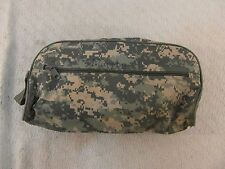 US Army ACU Digital Camouflage Flying Circle Toiletry Instrument Bag 33684
