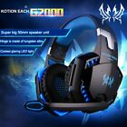 New G2000 Gaming Headphone Headset Stereo KOTION EACH Over-ear with Mic for PC