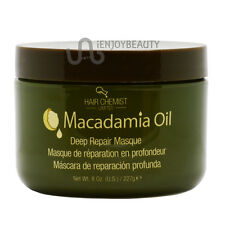 Hair Chemist Macadamia Oil Macadamia Oil Deep Repair Masque 8oz