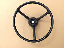 1977-1978-79-80 Dodge custom D100 D200 D300 Truck 3-spoke Black Steering Wheel