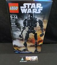 LEGO Star Wars K-2SO (75120) Disney Rogue One 169 piece buildable figures toys