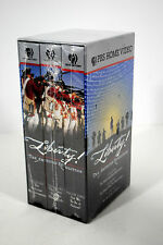 Liberty! The American Revolution VHS 1998 3-Tape Set PBS Home Video Documentary