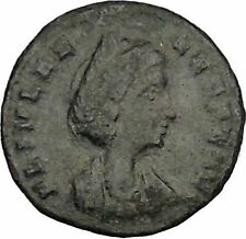 Helena ' Saint ' Constantine the Great Mother  Ancient Coin Peace Cult i52811