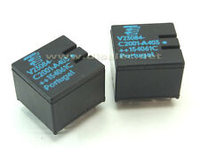 2 x V23084-C2001-A403 relés nuevos de fábrica equivalente al V23084-C2001-A303