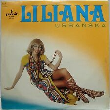 "Liliana Urbanska with Krzysztof Sadowski Organ Group - Vinyl 12"" LP Near Mint"