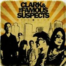 CD CLARK & THE FAMOUS SUSPECTS - HYDE SIDE / neuf & scellé
