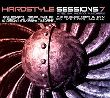 CD Hardstyle Session Volume 7 d'Artistes divers 2CDs