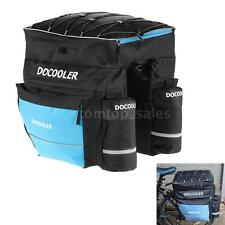 Bike Cycle Cycling Bicycle Rear Bag Pouch Pack Package Trunk Bag Panniers G8T4
