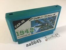 aa9845 1942 NES Famicom Japan J4U