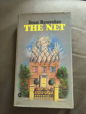"1974 1ST UK EDITION ""THE NET"" BY JEAN RENVOIZE FICTION HARDBACK BOOK"