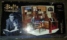 Buffy the Vampire Slayer Diamond Select Toys Library Playset Box Only