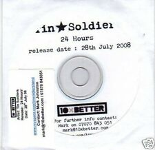 (I51) Tin Soldiers, 24 Hours - DJ CD