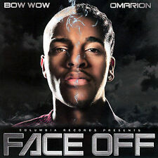 Face Off (Deluxe Edition) [CD & DVD] by Bow (Rap) Wow (CD, Dec-2007, Columbia...