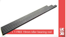 RepRap Prusa i3 M8 Smooth Rods 8mm Stainless Steel