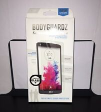 BodyGuardz Pure Glass Tempered Glass ScreenGuardz Screen Protection for LG G3