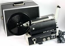 Bolex Sp8 Super 8 Sound Projector w/ Box/Speaker