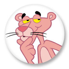 Parche imprimido, Iron on patch /Textil sticker/- La Pantera Rosa, Pink Panther