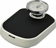 Traditional White Mechanical Bathroom Weighing Scales - 25st (160kg)