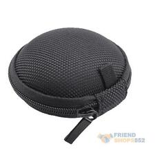 Portable Hard Hold Case Storage Bag for Earphone Headphone Earbuds SD TF Card