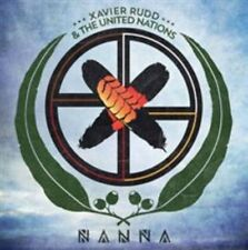 Xavier Rudd Nanna w/download vinyl LP NEW sealed