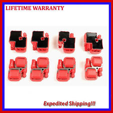 UF359 8 Red Duty Ignition Coils For Mercedes-Benz series V8 & V6 EMB320R*8 ic319